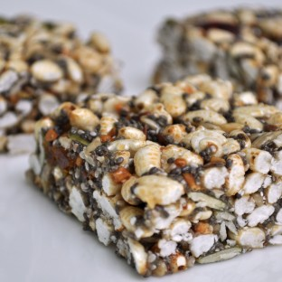 The Skinny Bakery Superfood Bars