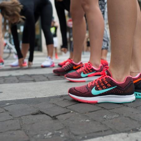 We Run Paris Nike