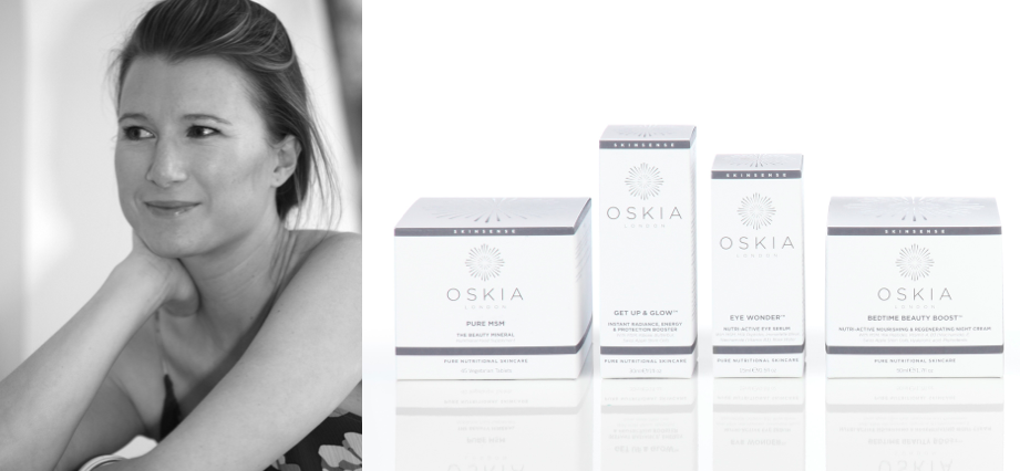 Oskia Skincare Interview
