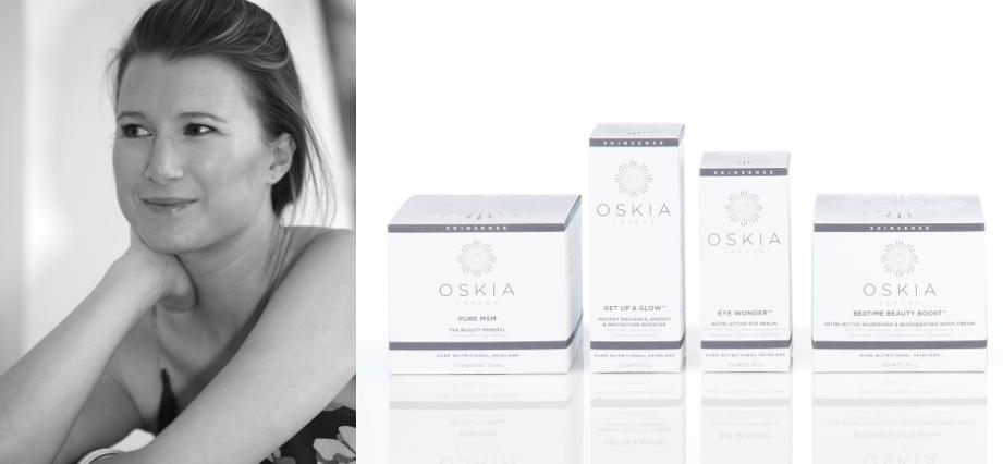 Oskia Skincare Interview