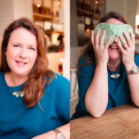 Holistic Silk founder Joanna Weakley