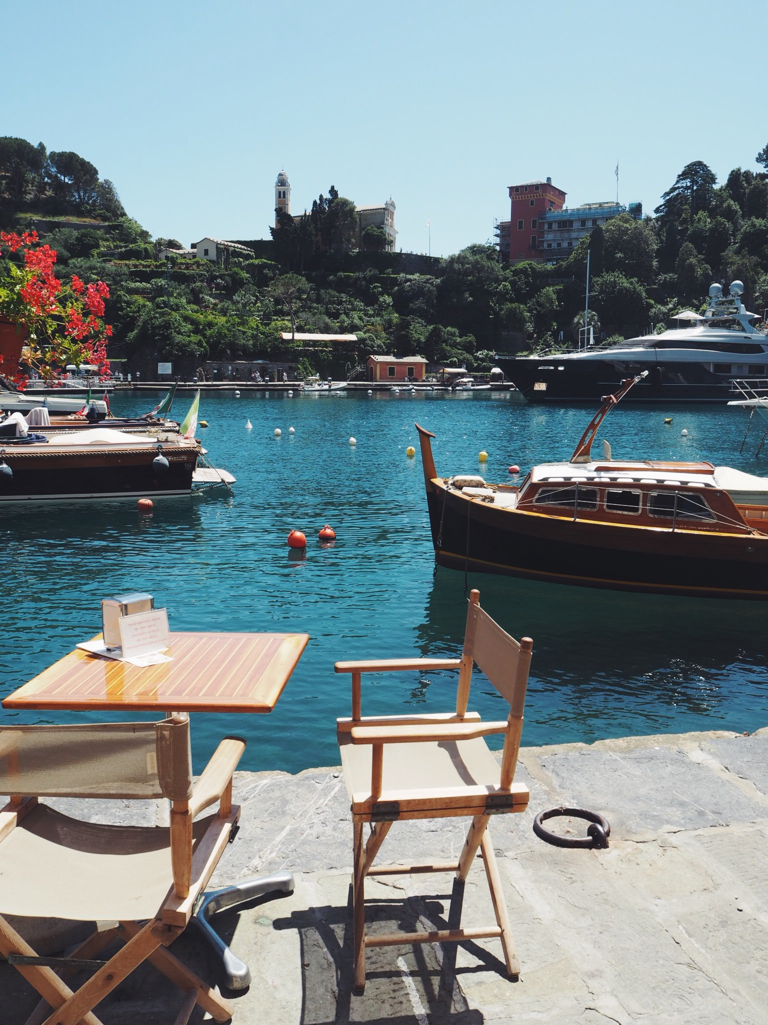 a guide to portofino