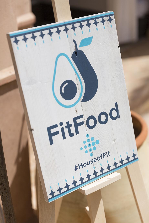 FitFood signage