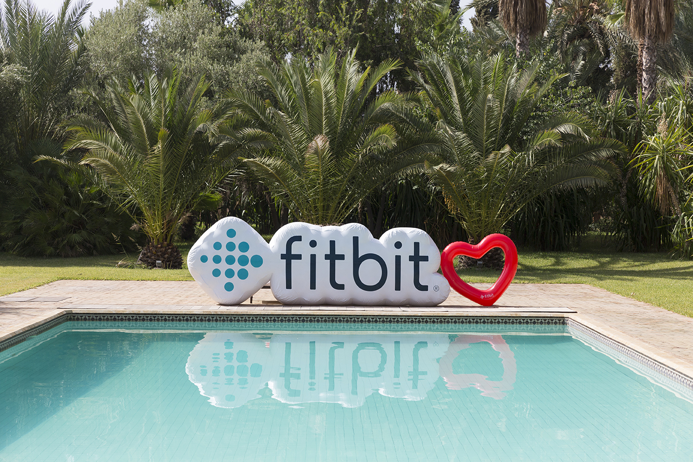 Fitbit inflatable