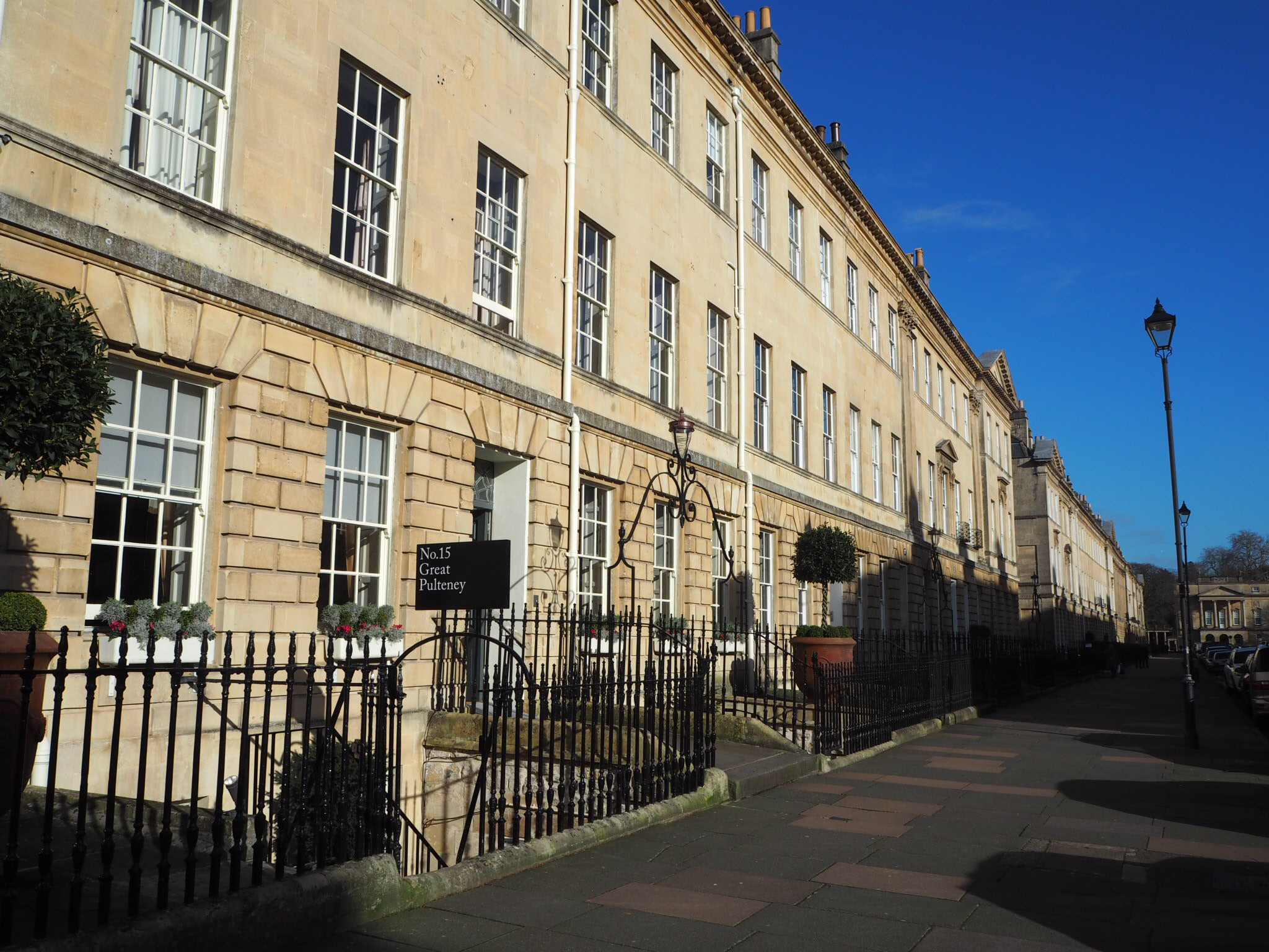 no15 great pulteney bath