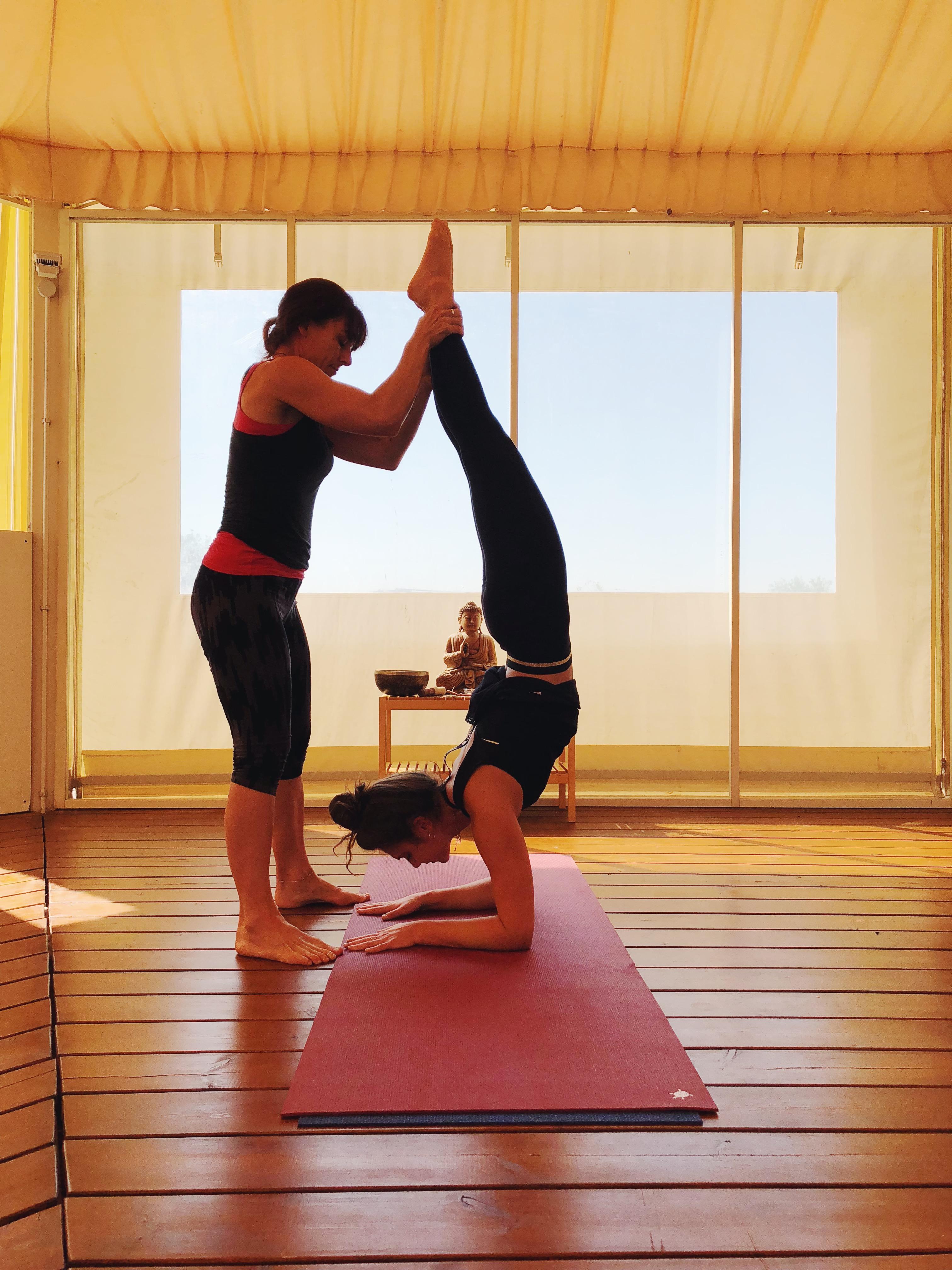 kali yoga retreat