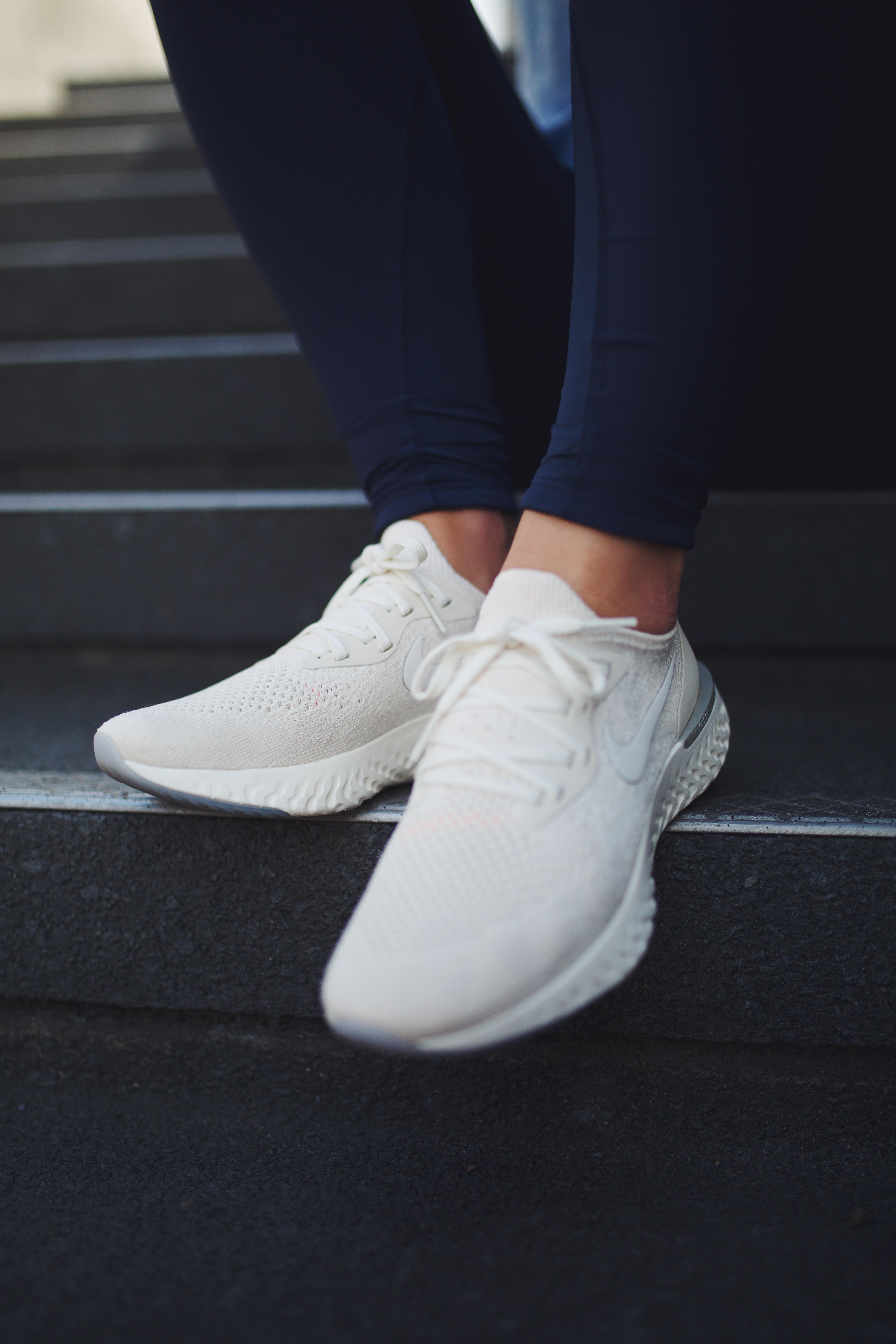 Nike Epic React trainers