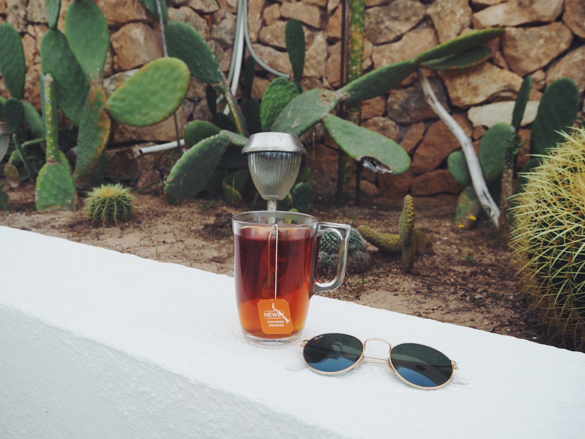 Newby Tea Natalie Glaze